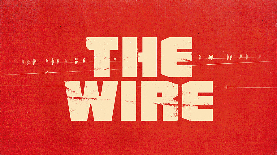 the wire  Oliver Dead