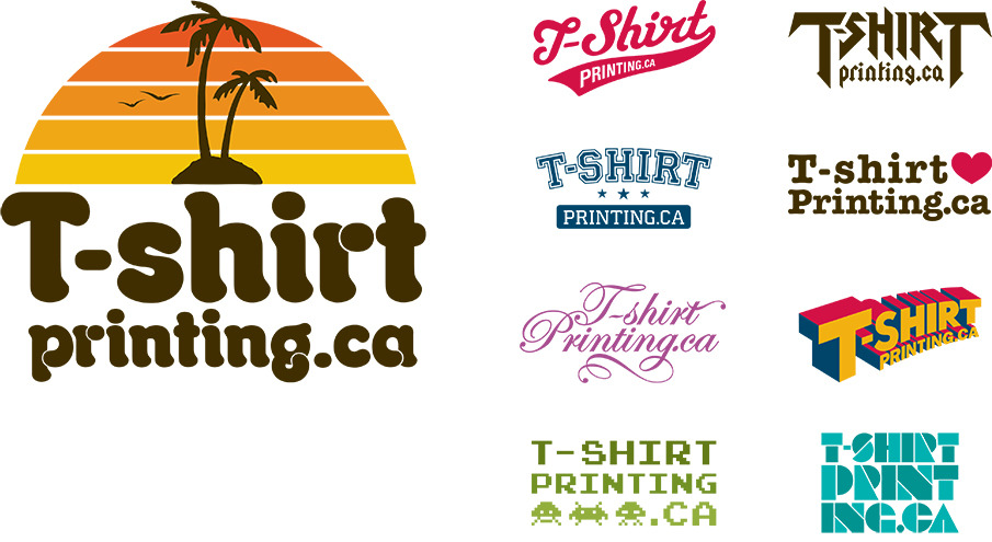 Tasked With Creating An Identity For The Brand, We Put T Shirtprinting.ca  Twists On Everything From Recognizable Logos To Classic Joke Shirts.