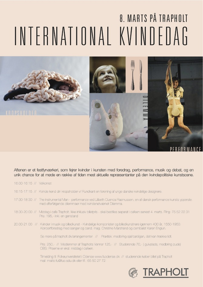 international kvindedag 2016