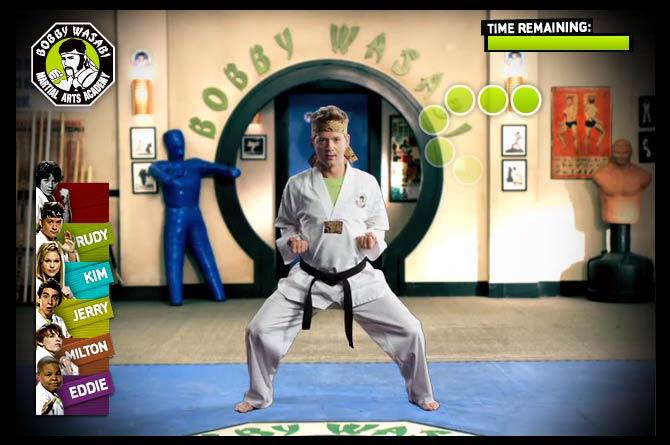 kickin u0026 39  it - bobby wasabi academy