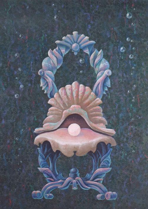 Как сделать трон нептуна