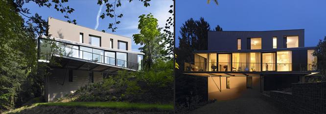 Steinmetzdemeyer luxembourg dominique bouche architecte for Architecte luxembourg